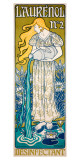 Laurenol No.2 Giclee Print
