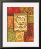 Tuscan Vinegar Posters by Gregory Gorham