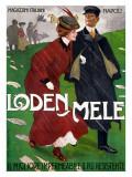 Loden Mele Giclee Print