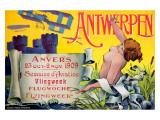 Antwerpen Giclee Print
