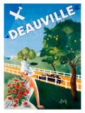 Deauville Giclee Print