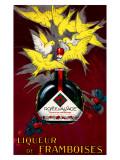 Liqueur de Framboises Giclee Print