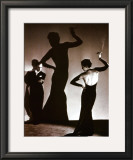 Cabaret Dancers Prints by Hugh Anthony