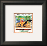 Front Loader Prints by Lila Rose Kennedy