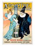 Absinthe Parisienne Giclee Print