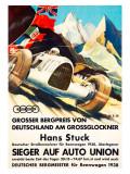 Hans Stuck Reproduction procédé giclée
