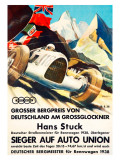 Hans Stuck Giclee Print