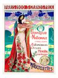 Paris 1900 Grands Prix Giclee Print