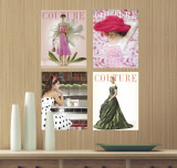 Couture Collection Two Wall Decal