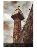 Keeping a Lighthouse with His Eyes Prints by Graham Rhodes