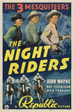 The Night Riders Masterprint