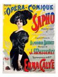 Sapho opera Giclee Print