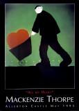Mackenzie Thorpe - All My Heart Plakát