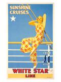Sunshine Cruises Giclee Print