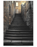 As I Was Going Up the Stair Prints by Graham Rhodes