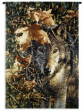 Autumn Eyes Wall Tapestry by Collin Bogle