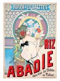 Riz Abadie Giclee Print