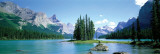 Maligne Lake Photo