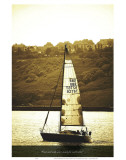 Wind and Sails Were Made for Eachother Print by Graham Rhodes
