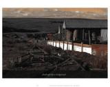 Landscape But Not a Background Prints by Graham Rhodes