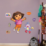 Dora the Explorer Fathead Junior Wall Decal