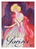 Parisys Giclee Print