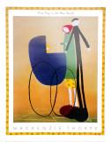 Mackenzie Thorpe - First Day in a New World Umělecké plakáty