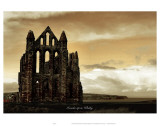 I Woke Up in Whitby Prints by Graham Rhodes