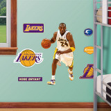 Kobe Bryant Fathead Junior Wall Decal