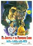 Dr. Jekyll y el Hombre Lobo - Spanish Style Masterprint