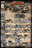 Motocross MX The Early Years 1924 - 1969 Posters