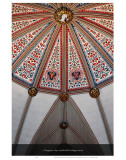 Everyone Has Cathedral Ceilings Now Print by Graham Rhodes
