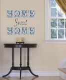 Home Sweet Home Wall Decal by Samantha Ellis