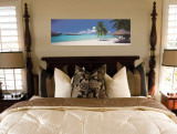 Bora Bora Tahiti Mode (wallstickers) af Mark Segal