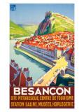 Besancon Giclee Print