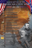 Civil War Battles Famous Posters