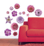 Flower Power Wall Decal by Calvin Tucker