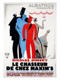 Le Chasseur de Chez Maxim's Giclee Print