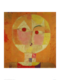 Senecio Posters by Paul Klee