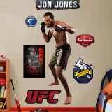 Jon Jones Wall Decal
