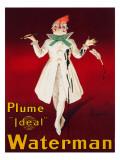 Plume Waterman Giclee Print