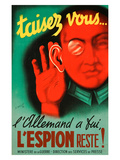 Taisez Vous Giclee-vedos