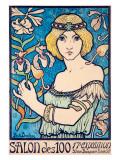 Salon des 100 Giclee Print