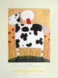 Roy Rogers Prints by Mackenzie Thorpe
