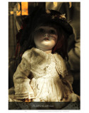 The Doll in the Dolls House Prints by Graham Rhodes