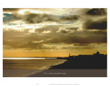 Let Us Welcome Peaceful Evening Prints by Graham Rhodes