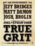 True Grit - French Style Masterprint