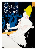 Odeon Casino Giclee Print