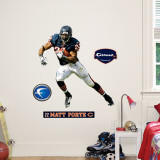 Matt Forte Fathead Junior Wall Decal
