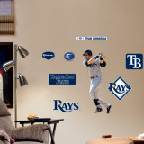 Evan Longoria Fathead Junior Wall Decal